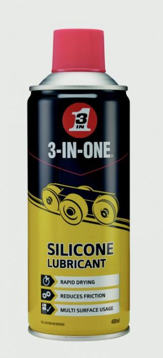 3-In-One Silicone Spray 400Ml