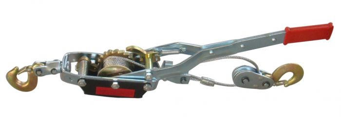 Streetwize Heavy Duty Hand Cable Puller 4 Tonne
