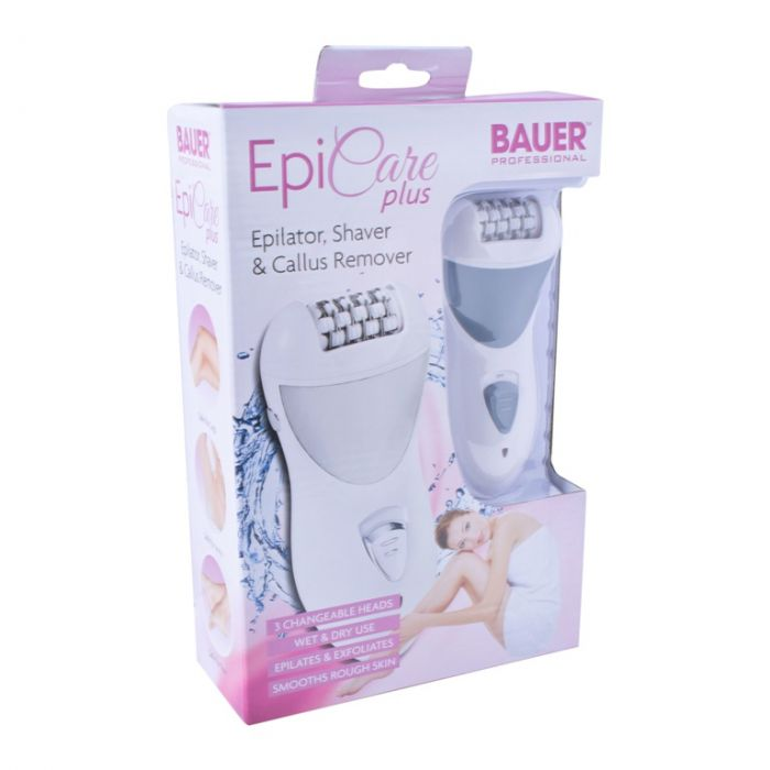 Bauer 3 In 1 Epicare Plus Rechargeable