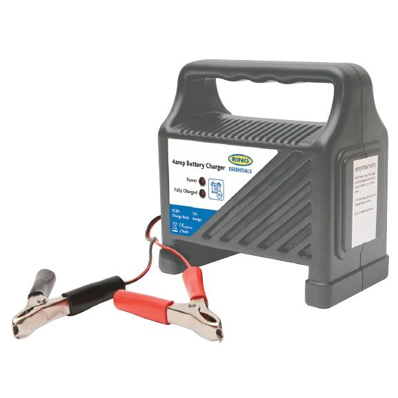 Ring Battery Charger 4 Amp