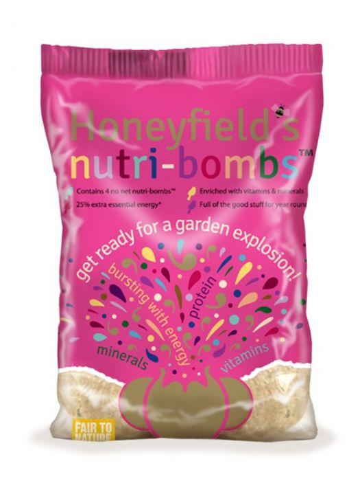 Honeyfield's Nutri Bombs Pack 4 360G