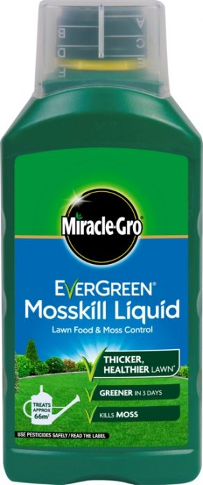 Miracle-Gro Evergreen Liquid Feed & Moss 1L
