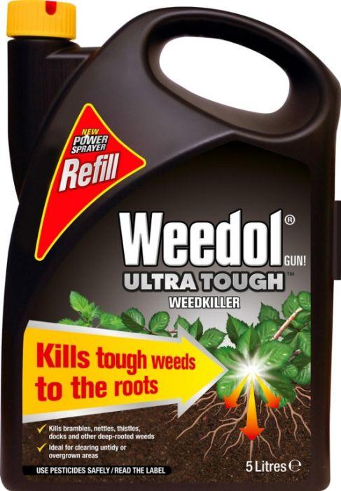 Weedol Ultra Tough Refill 5L