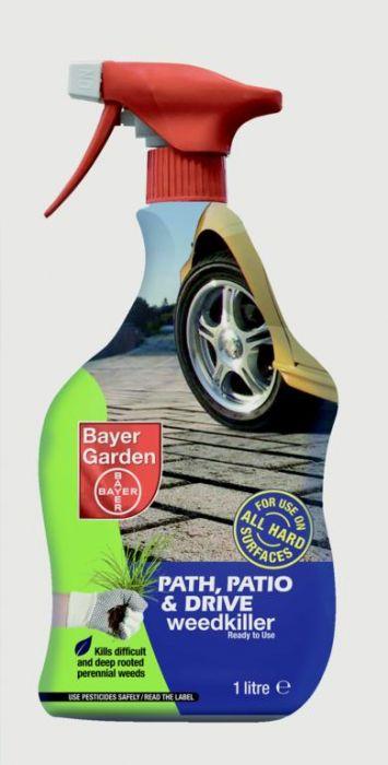 Bayer Path Patio & Drive Weedkiller 1L Rtu
