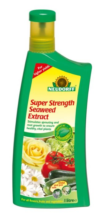 Neudorff Super Strength Seaweed Extract Liquid 1L