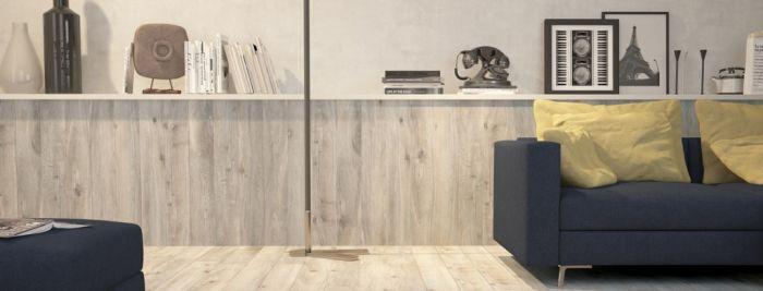 Verona Aragon Wood Effect Tile 150 X 900 X 9Mm Beige 1.08M2 Per Pack