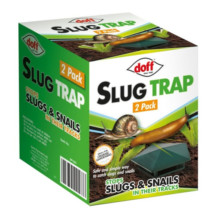 Doff Slug Trap Pack 2