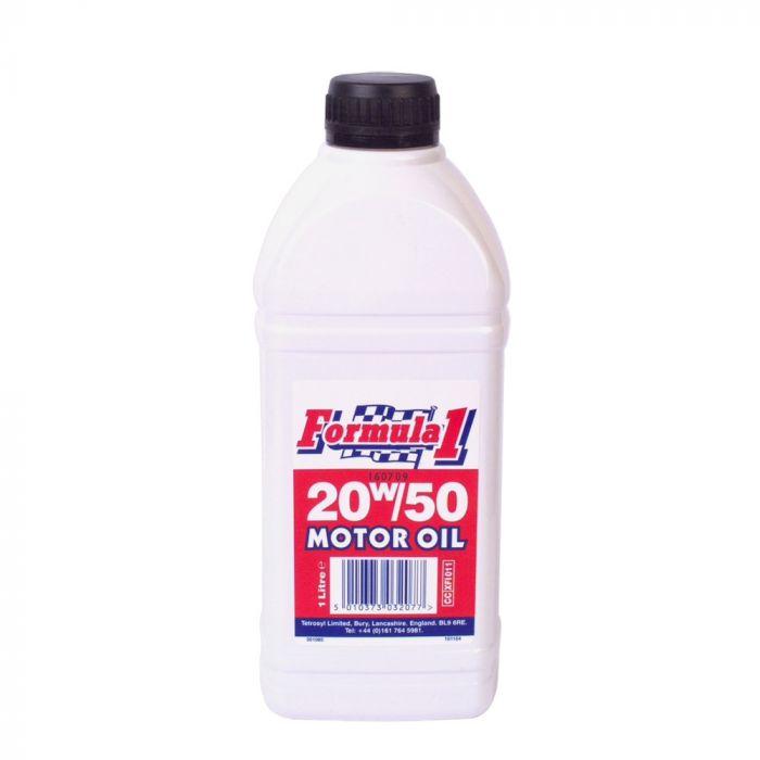 Formula1 20W-50 Motor Oil 1L