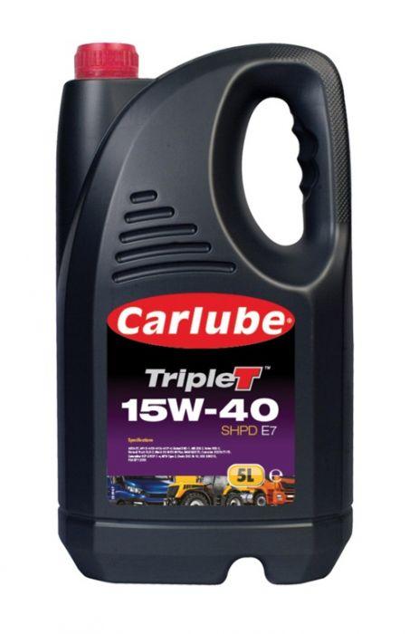 Triple T 15W-40 Shpd 5L