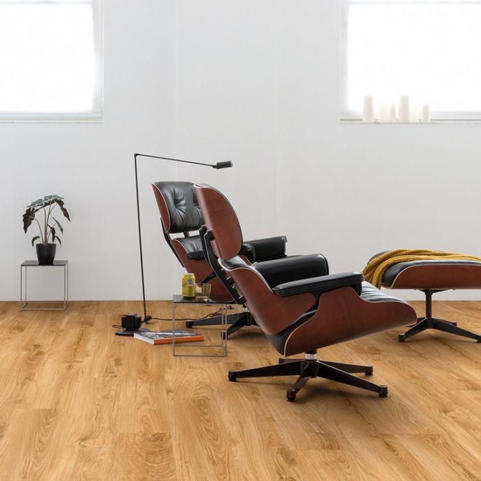 Quickstep Livyn Balance Flooring 2.105M2 Natural Classic Oak 1251Mm X 187Mm X 4.5Mm