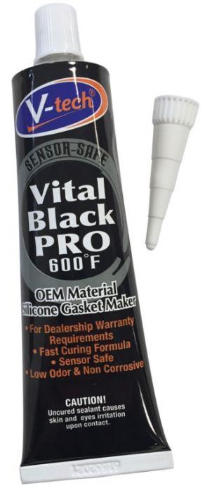 Streetwize Vital Black Pro 600F Sensor Safe 100Gsm