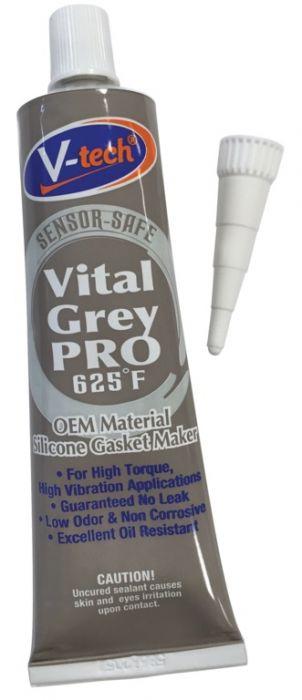 Streetwize Vital Grey Pro 600F Sensor Safe 85Gsm