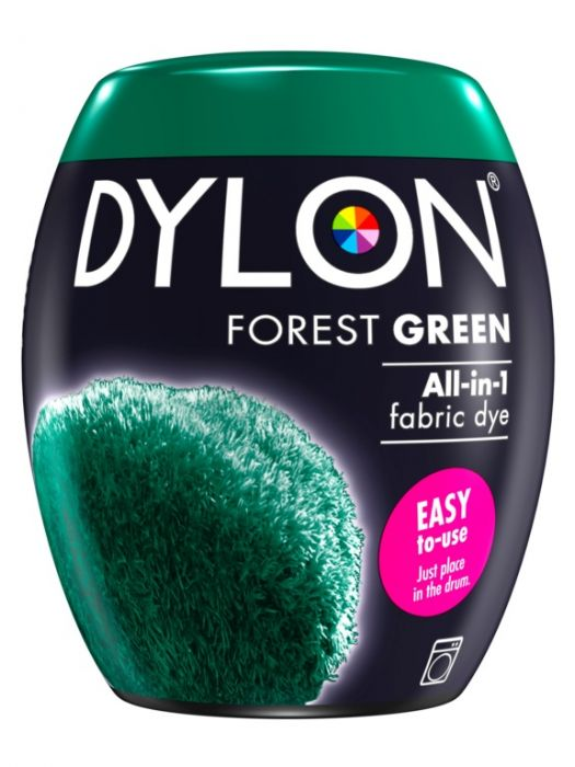 Dylon Machine Dye Pod 09 Forest Green