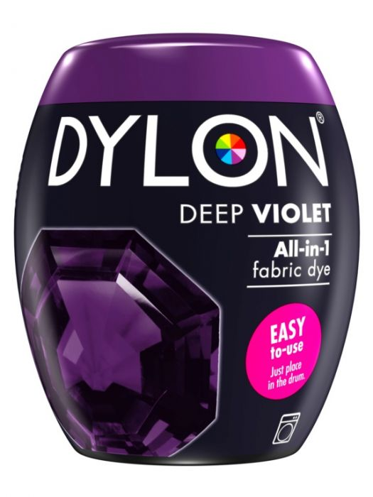 Dylon Machine Dye Pod 30 Deep Violet