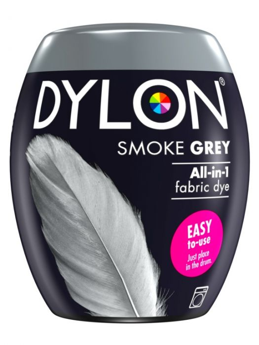 Dylon Machine Dye Pod 65 Smoke Grey
