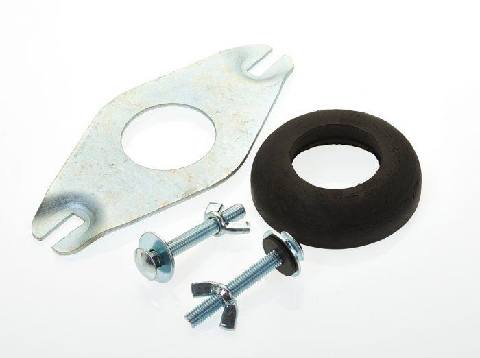Make Close Coupling Kit 1 1/2 R/Plte