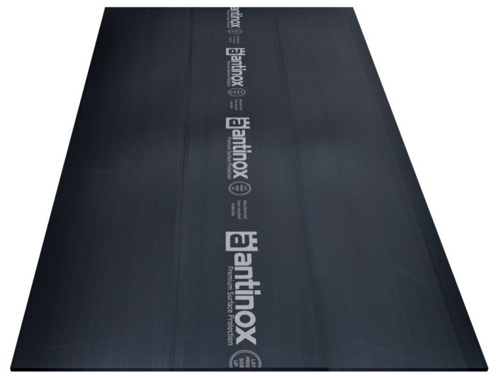 Antinox� Recycled Protection Boards 2.4M X 1.2M Black