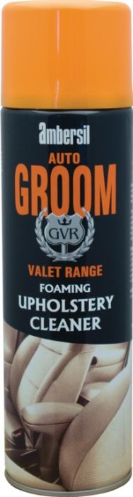 Granville Chemicals Groom Upholstery Cleaner 500Ml