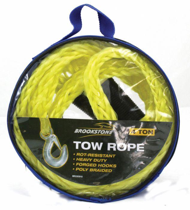 Brookstone Touring Tow Rope 4 Ton