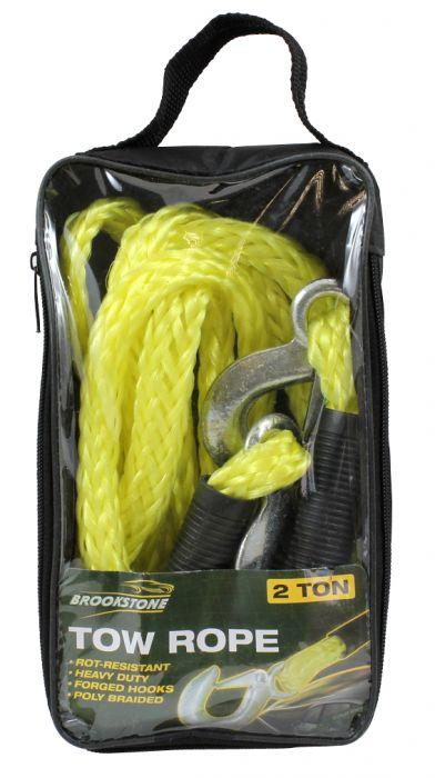 Brookstone Touring Tow Rope 2 Ton
