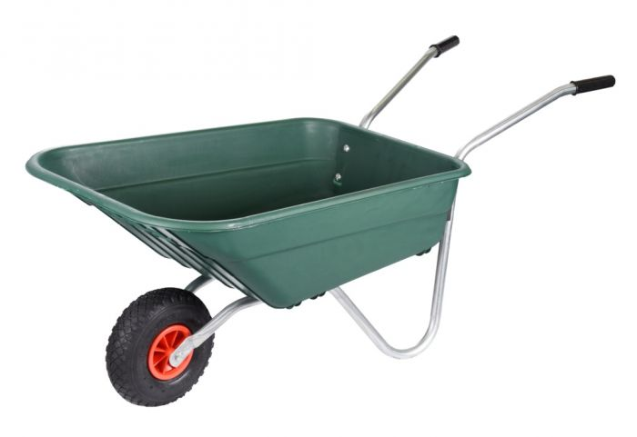 Walsall Wheelbarrow Rosemoor Wheelbarrow 85L Polypropylene