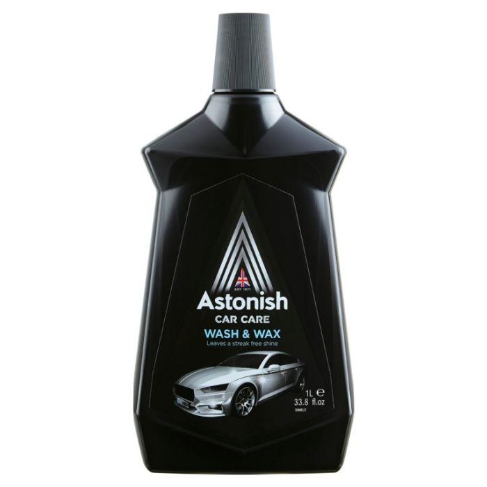 Astonish Wash & Wax 1L