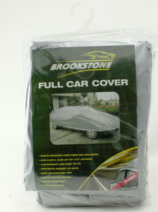 Brookstone Protect Full Car Cover