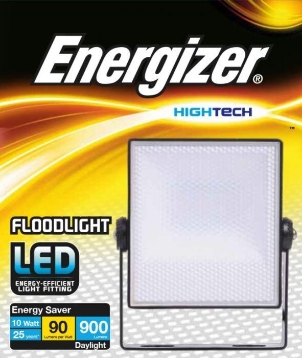 Energizer 10W Led Ip65 Floodlight Non-Pir