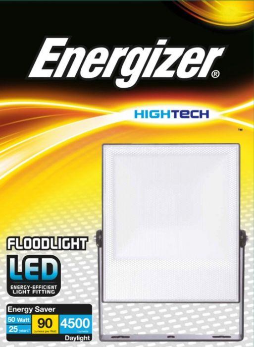 Energizer 50W Led Ip65 Floodlight Non-Pir