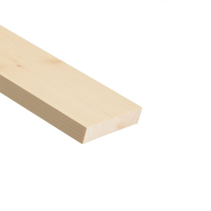 Cheshire Mouldings Knotty Pine Stripwood 2400 X 95 X 20Mm