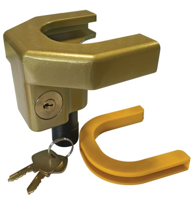 Streetwize Easy Fit Coupling Lock 50Mm