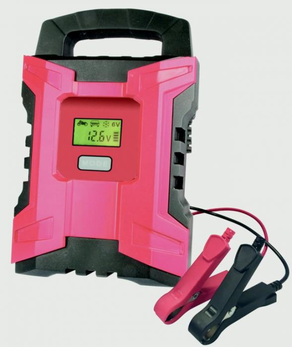 Streetwize 6/12 Fully Automatic Smart Battery Charger 10Amp