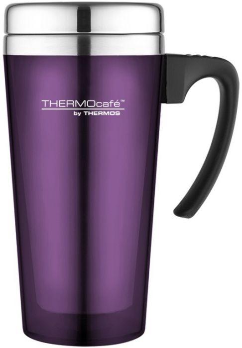 Thermos Thermocafe Trans Travel Mug 420Ml Purple