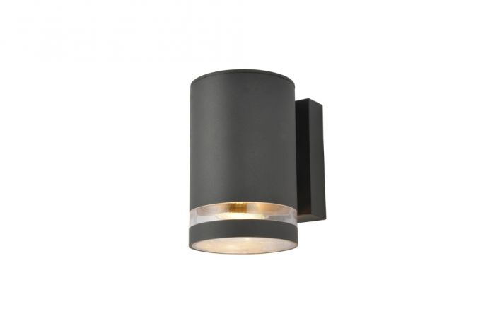 Zink Up Down Wall Light Grey