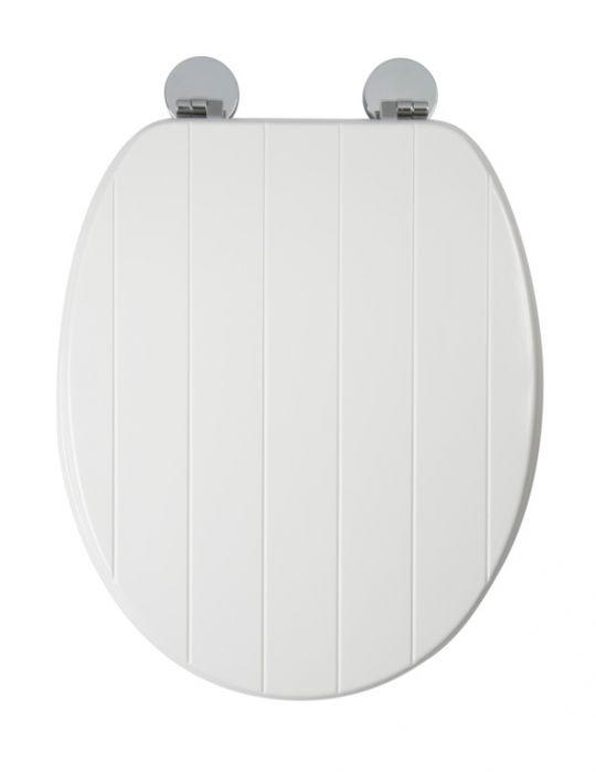 Croydex Flexi-Fix Toilet Seat Hayward