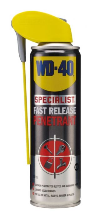 Wd-40 Specialist Fast Release Penetrant Spray 250Ml