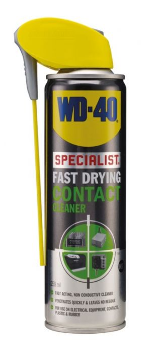 Wd-40 Specialist Fast Drying Contact Cleaner 250Ml