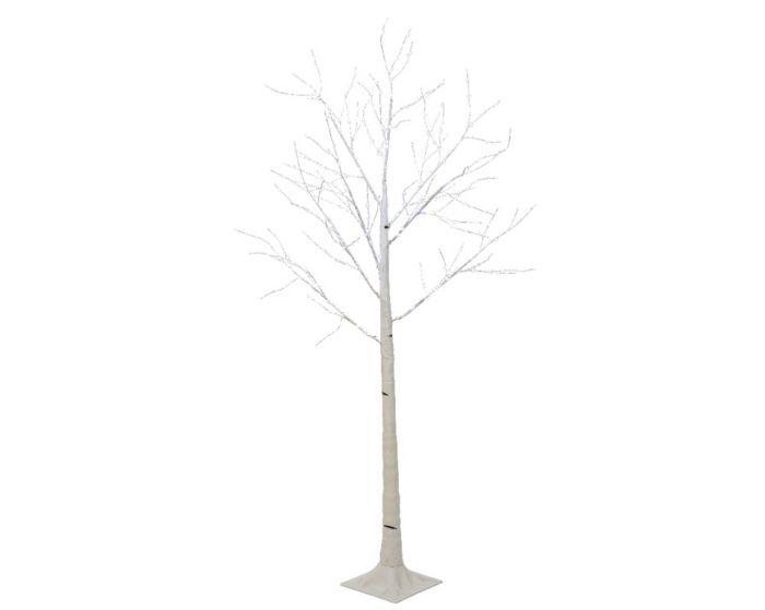 Micro Led Birch Tree