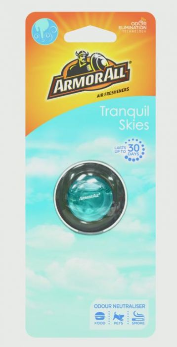 Armor All Vent Clip Air Freshener Tranquil Skies