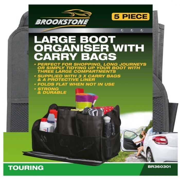 Brookstone Boot Organiser Large