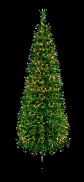 Slim Fibre Optic Crystal Tip Tree