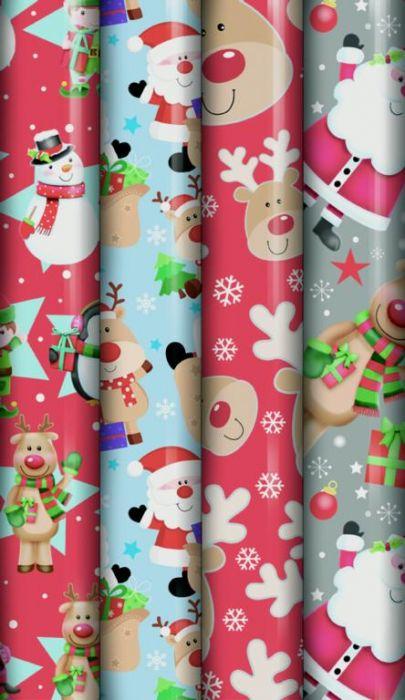 Cute Christmas Wrap