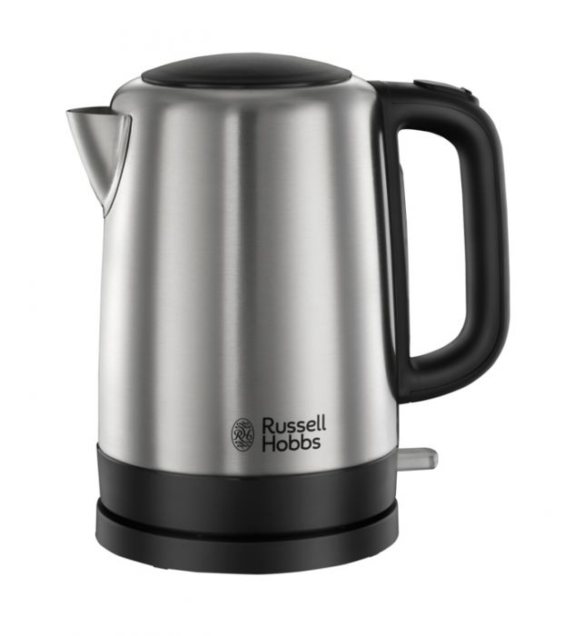 Russell Hobbs Canterbury 3Kw Kettle Brushed