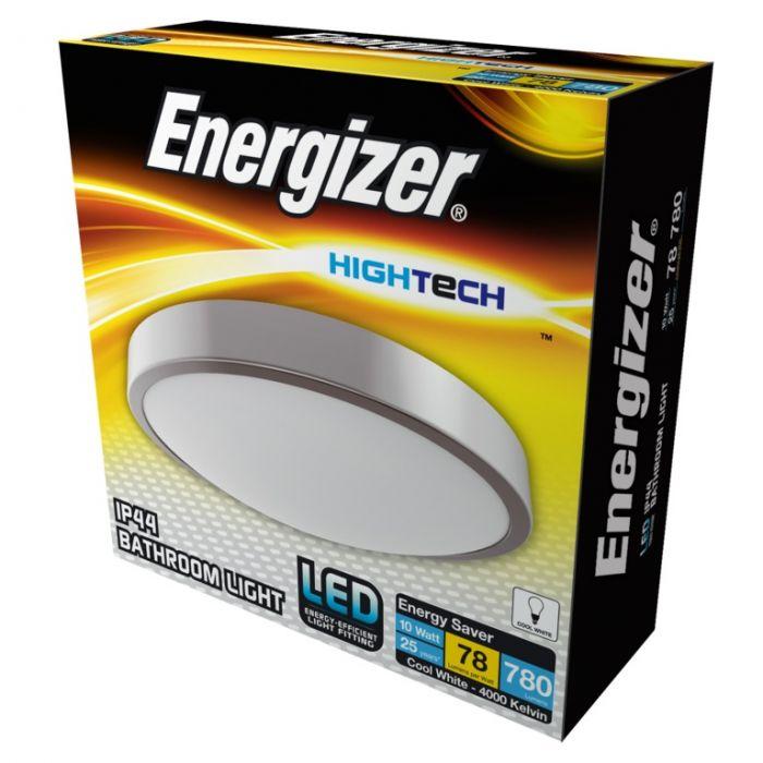 Energizer Led 250Mm Light Ip44 10W 4000K