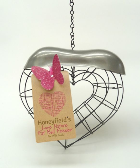 Honeyfield's Love Nature Feeder Fat Ball