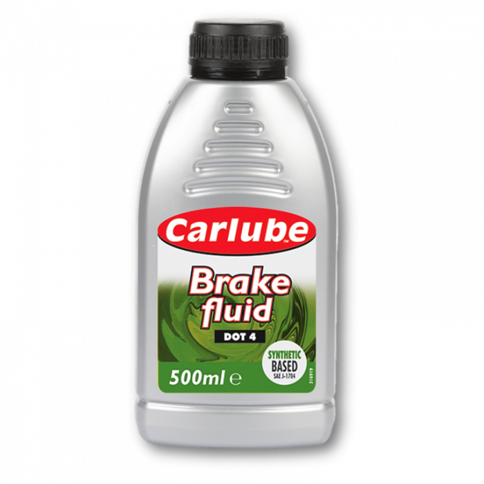 Carlube Brake Fluid Dot 4 500Ml