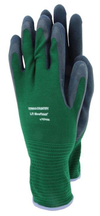 Town & Country Mastergrip Green Glove Medium