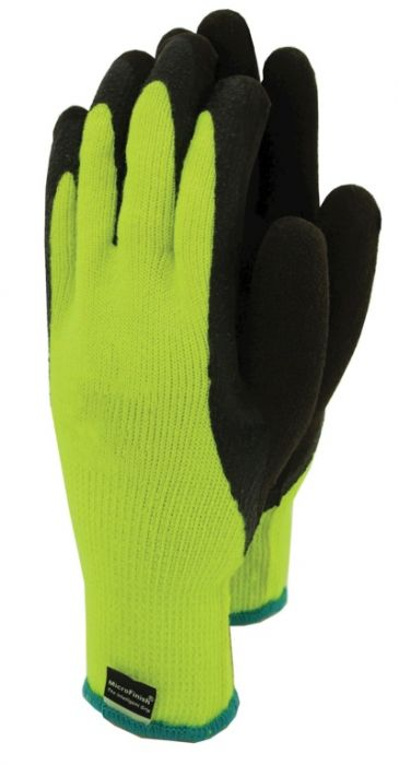 Town & Country Mastergrip Thermal Lemon Glove Medium