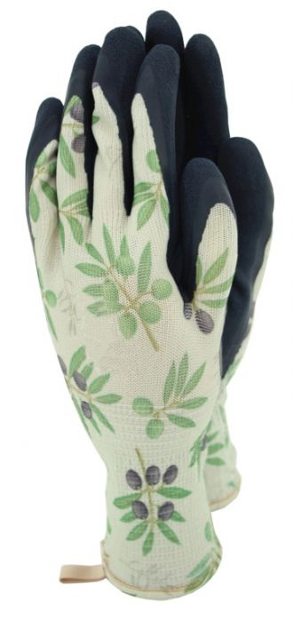 Town & Country Mastergirp Pattern Olive Glove Small