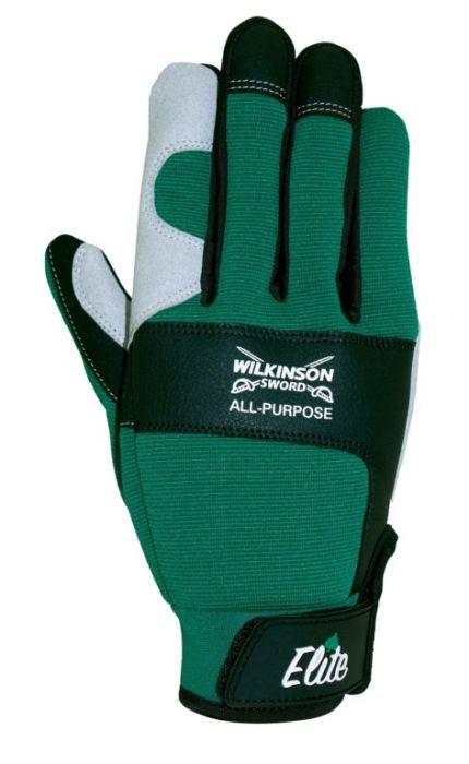 Wilkinson Sword Elite Leather Glove Medium